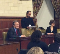 Safe Ground addressing the House Of Lords 2013